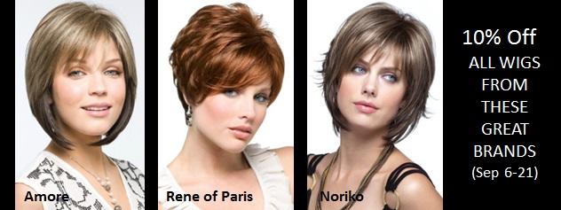 Amore Rene of Paris Noriko Wig Sale