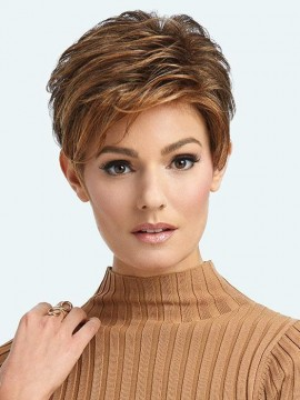 Advanced French Lace Front Heat Friendly Wig by Raquel Welch