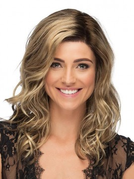 Alden Wig Lace Front Mono Top by Estetica Designs