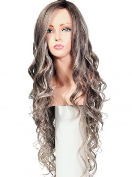 Allegro 28 Wig Lace Front Mono Part by Belle Tress