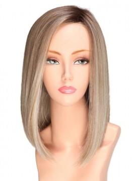 Alpha Blend Wig Lace Front Mono Part by Belle Tress