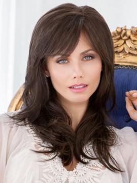 Alyssa Wig Lace Front Mono Top by Tressallure