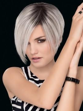 Amaze Wig Lace Front Mono Top Human Hair/Heat Friendly Blend by Ellen Wille
