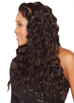 Augusta Wig Lace Front Heat Friendly by Vivica Fox Clearance Colour