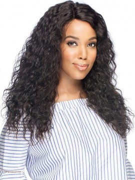 Bernice Wig Lace Front Lace Part Remi Human Hair by Vivica Fox