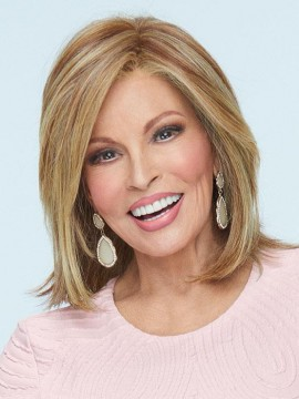 Big Time Wig Lace Front Mono Top Heat Friendly Wig by Raquel Welch