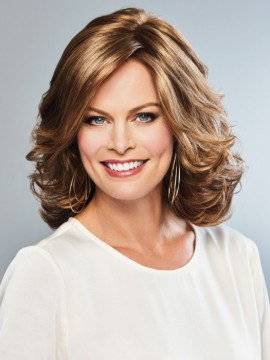 Bouncy Beauty Wig Lace Front Mono Part by Eva Gabor