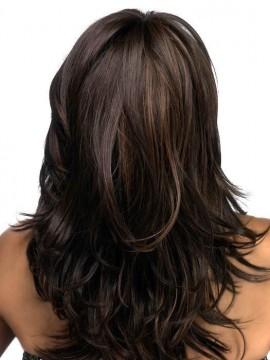 Brie Wig Skin Part Heat Friendly by Vivica Fox
