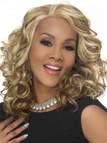 Candi Wig Lace Front Heat Friendly by Vivica Fox