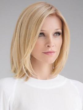 Catch Wig Lace Front Mono Top Human Hair/Heat Friendly Blend by Ellen Wille