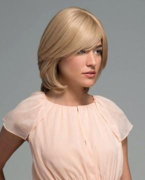 Chanel Wig Remy Human Hair Mono Top by Estetica Designs