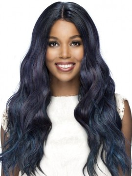 Eunice Wig Lace Front Mono Top Heat Friendly by Vivica Fox