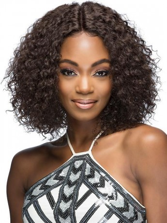 Fabrizia Wig Lace Front Remi Human Hair by Vivica Fox