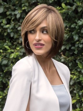 Giulia Wig Human Hair Lace Front Hand Tied by Fair Fashion