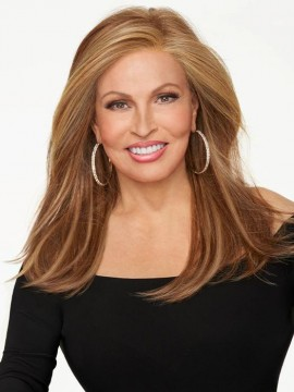 Mesmerized Wig Lace Front Full Hand Tied Heat Friendly Wig by Raquel Welch