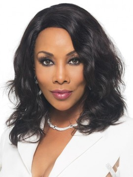 Nature Wig Lace Front Remi Human Hair by Vivica Fox