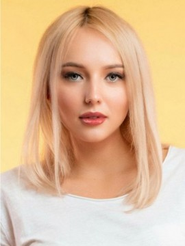 PLF001HM Wig Human Hair Lace Front Hand Tied Mono Top by Louis Ferre
