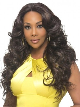 Sunflower Wig Lace Front Heat Friendly by Vivica Fox