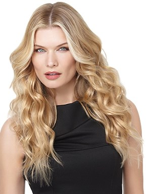 "18"" 10pc Hair Extensions<br>Remy Human Hair<br>by Hairdo"