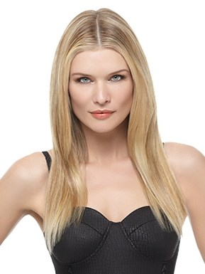 "16"" 8pc Straight Extensions<br>Heat Friendly<br>by Hairdo"