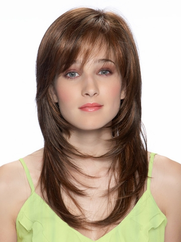 Alyssa Wig<br>Clearance Colour<br>Mono Top-Lace Front<br>by Tressallure