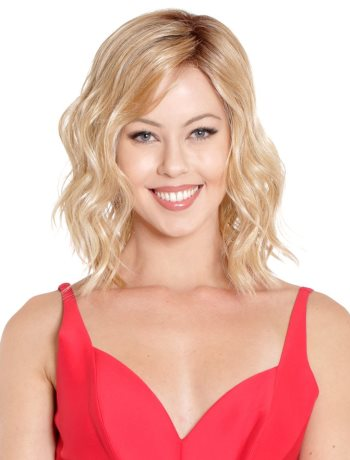 Amaretto Wig<br>Lace Front-Mono Part<br>Heat Friendly<br>Belle Tress