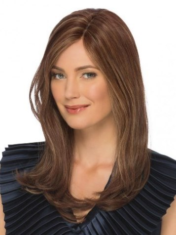 Angelina Wig<br>Remy Human Hair<br>Mono Top<br>by Estetica Designs