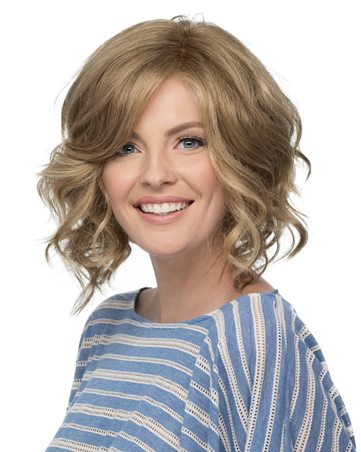 Autumn Wig<br>Lace Front-Mono Part<br>by Estetica Designs