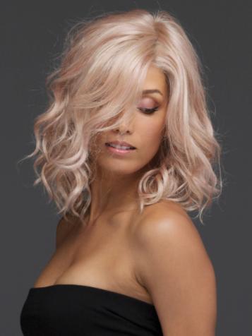 Avalon Wig<br>Lace Front-Mono Part<br>by Estetica Designs