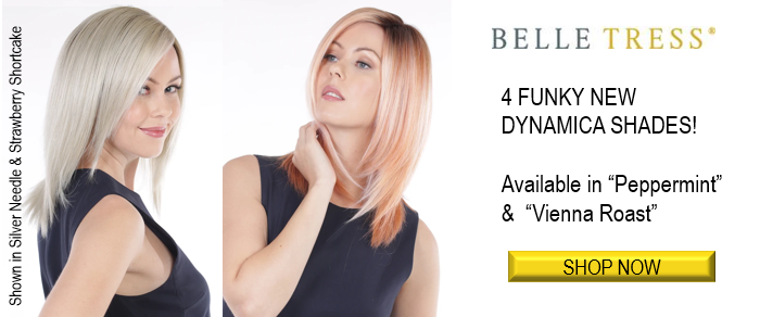 Belle Tress wigs