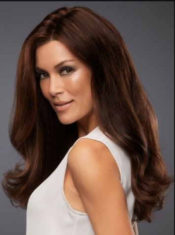 Blake Petite Wig<br>Remy Human Hair<br>Lace Front-Hand-Tied<br>Jon Renau