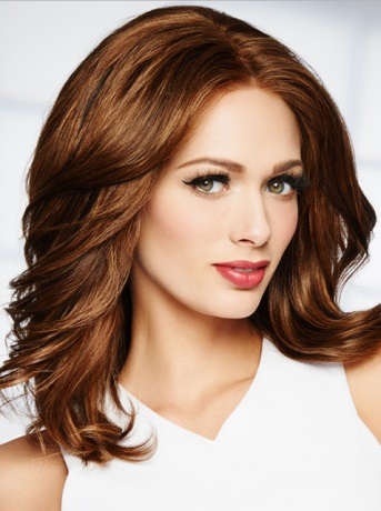 Bravo Wig<br>Human Hair<br>Lace Front-Hand-Tied<br>Raquel Welch