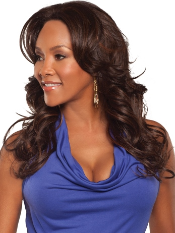 Britney Wig<br>Lace Front<br>Heat Friendly<br>Vivica Fox