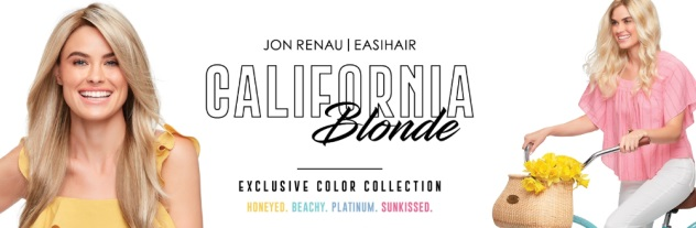 Jon Renau California Blondes