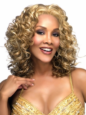 Candi Wig<br>Lace Front<br>Heat Friendly<br>Vivica Fox
