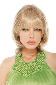 Chanel Wig<br>Mono Top<br>Remy Human Hair<br>by Estetica Designs