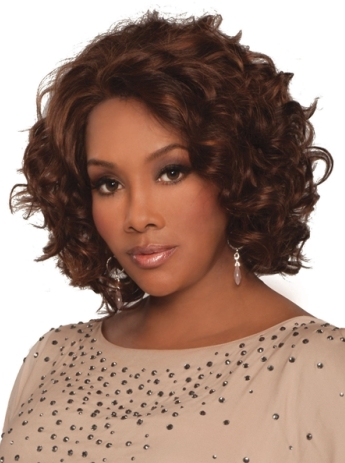 Chante Wig<br>Remi Human Hair<br>Lace Front<br>Vivica Fox