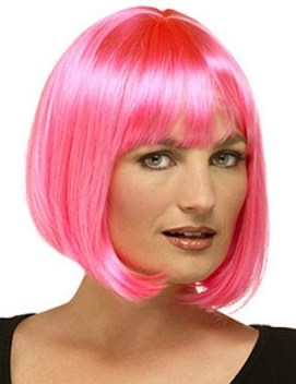 Chic Doll Hot Pink<br>Costume Wig<br>Jon Renau