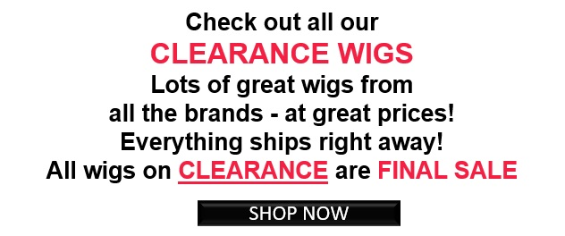 Clearance Wig Sale