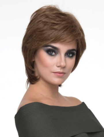 Coti Wig<br>Human Hair/<br>Synthetic Blend<br>Mono Top Hand Tied<br>by Envy
