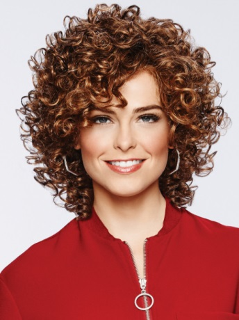 Curl Appeal Wig<br>Lace Front<br>Eva Gabor