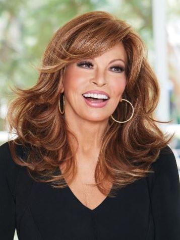 Curve Appeal Wig<br>Lace Front-Mono Part<br>Heat Friendly<br>Raquel Welch