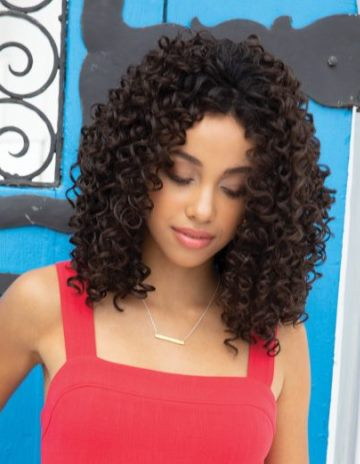 Diva Wig<br>Lace Front<br>Heat Friendly<br>Orchid Collection