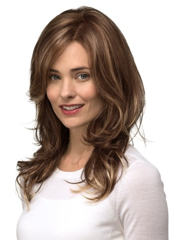 Eden Wig<br>Lace Front-Mono Part<br>by Estetica Designs