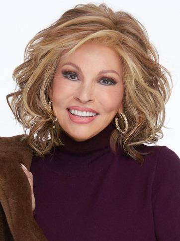 Editor's Pick Elite Wig<br>Lace Front-Full Hand Tied<br>Heat Friendly<br>Raquel Welch