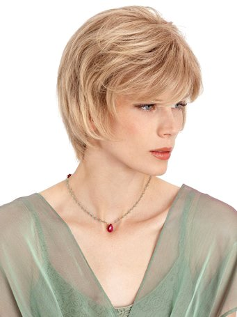 Emerald Wig<br>Human Hair<br>Mono Top<br>Louis Ferre