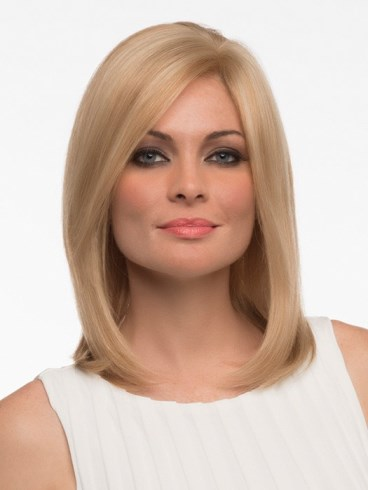 Hannah Wig<br>Human Hair<br>Lace Front<br>Full Hand-Tied<br>by Envy
