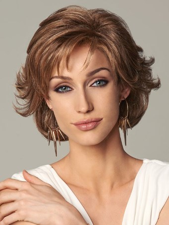 Everyday Elegant Wig<br>Lace Front-Mono Part<br>Eva Gabor