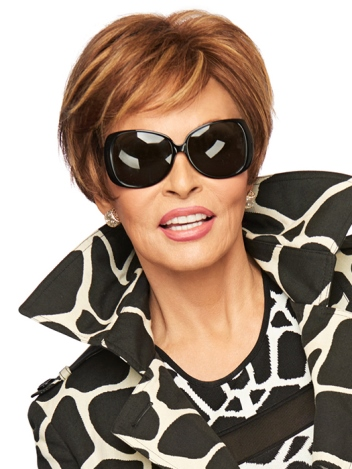 Excite Wig<br>Petite-Average<br>Mono Top<br>Raquel Welch