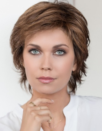 Fame Wig<br>Extended Lace Front<br>Full Hand Tied<br>Mono Part<br>Ellen Wille